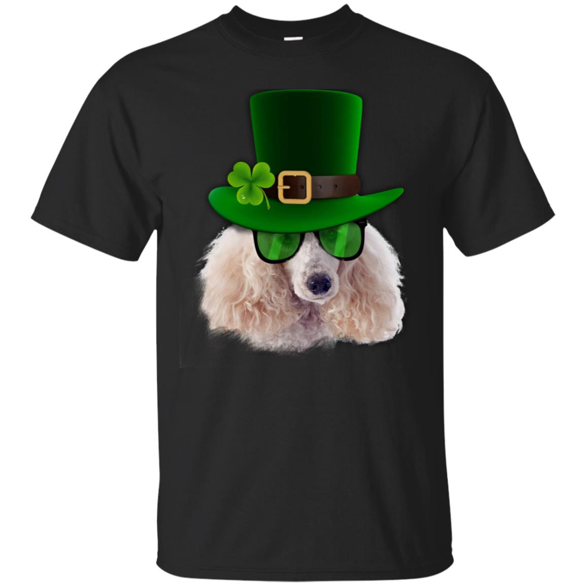 Poodle Patricks day shirt 99promocode