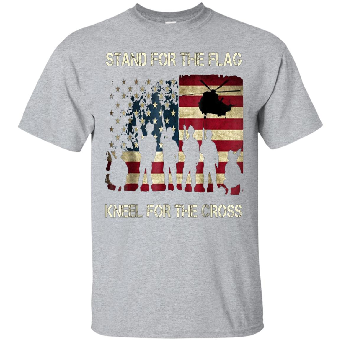 Patriotic American Flag Veterans Day T-Shirt 99promocode