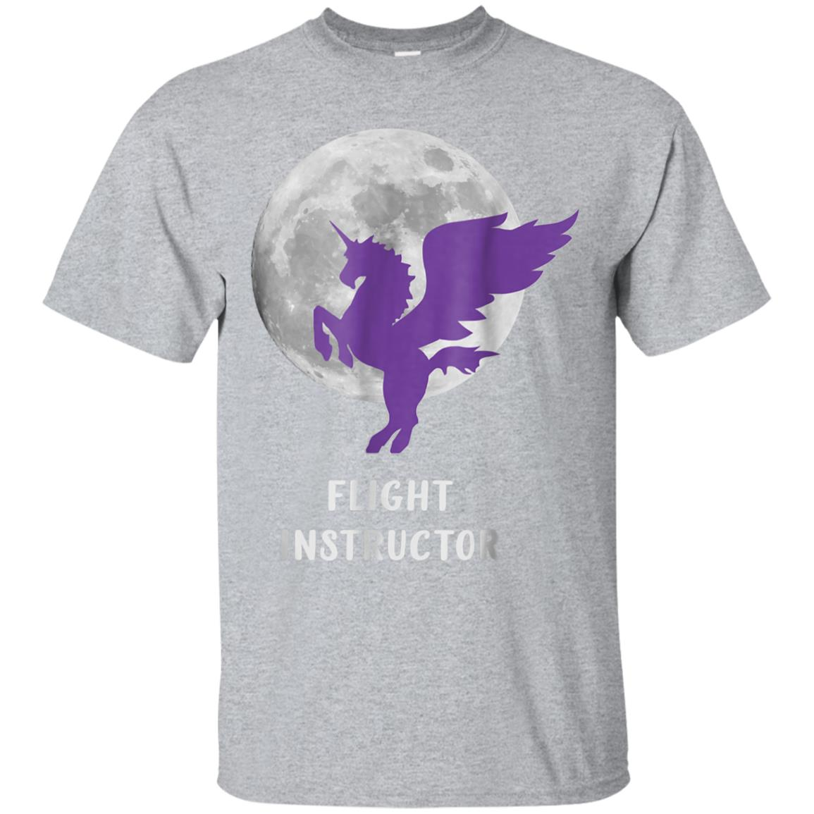 Pegasus Flight Instructor Flying Unicorn Halloween Shirt 99promocode