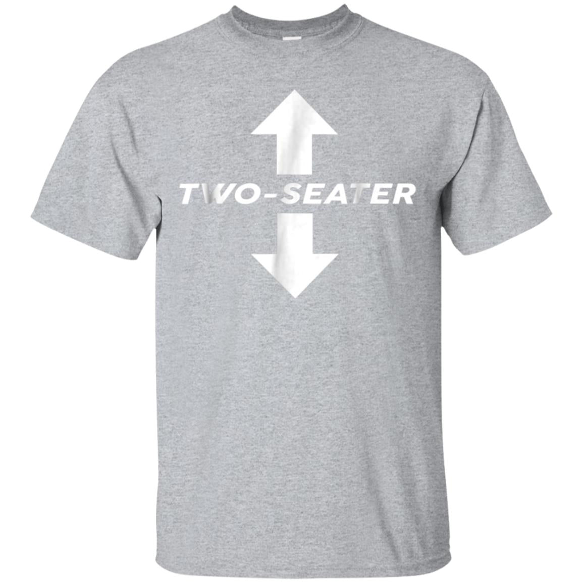 Two Seater T-Shirt 99promocode