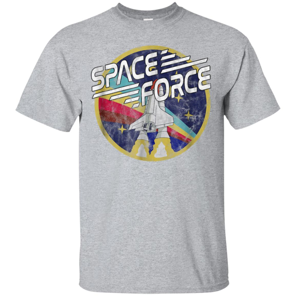 Space Force vintage t-shirt 99promocode