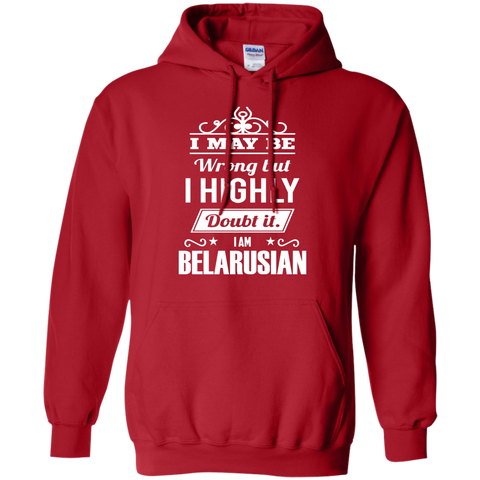 I may be wrong but i highly doubt it i'm Belarusian