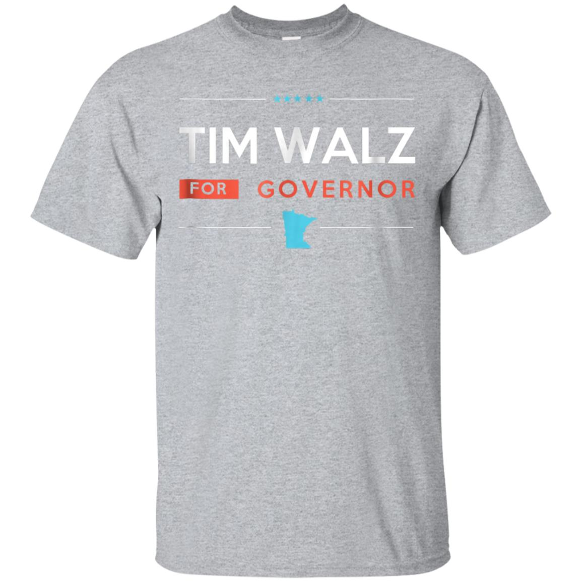 Tim Walz for Minnesota Governor Campaign 2018 Shirt 99promocode