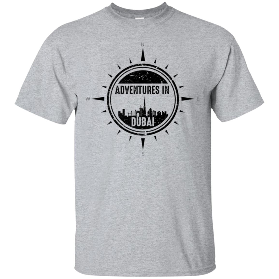 Adventures in Dubai unisex vacay travel shirt 99promocode