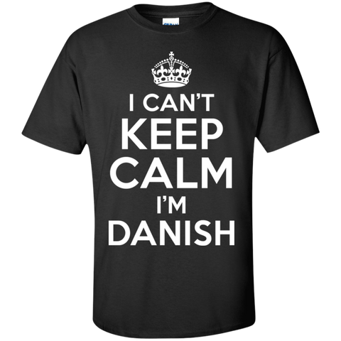 I CAN'T KEEP CALM, I'M DANISH