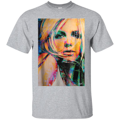 -_britney-spear-art-single-Tshirt