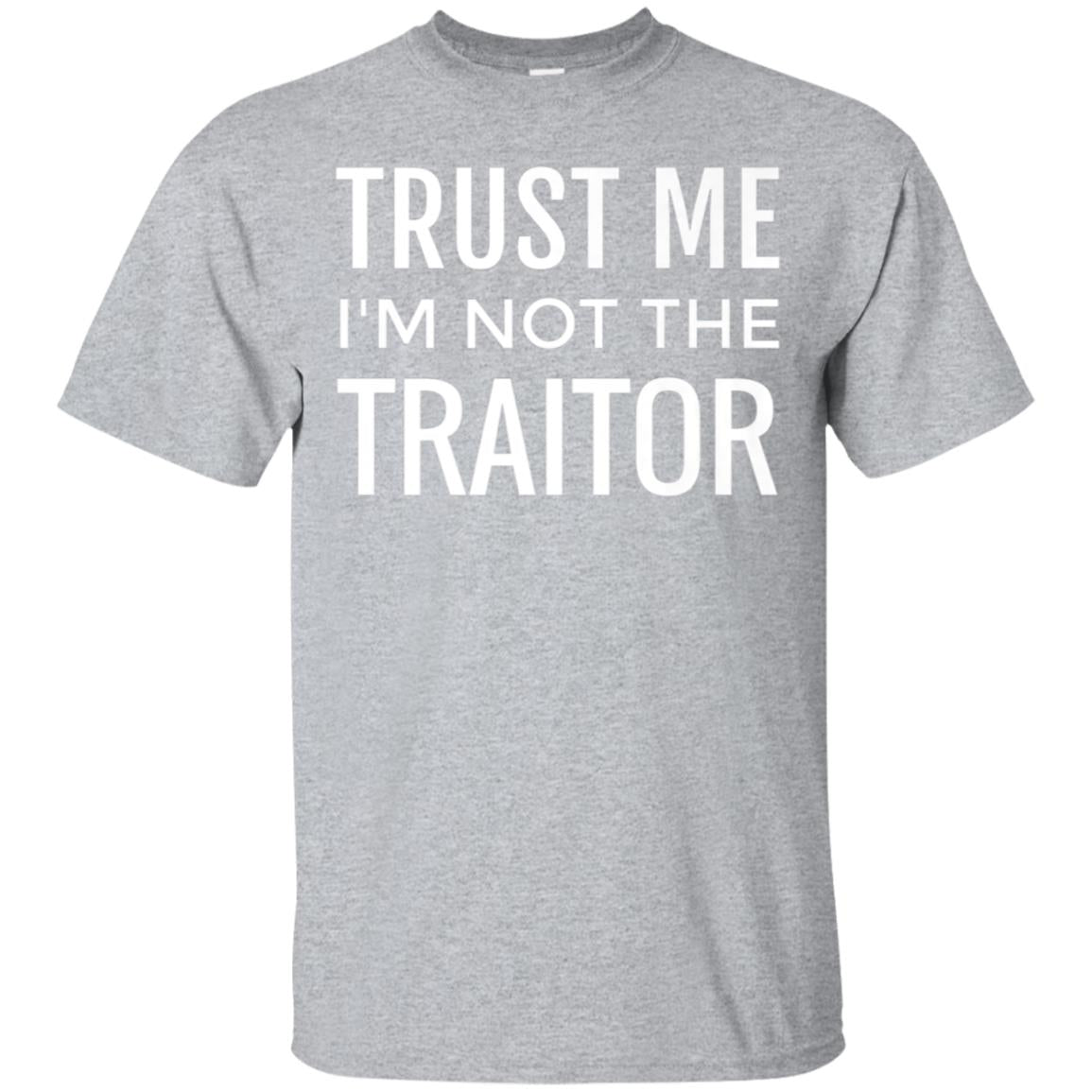 Board Game T Shirt - I'm Not the Traitor 99promocode