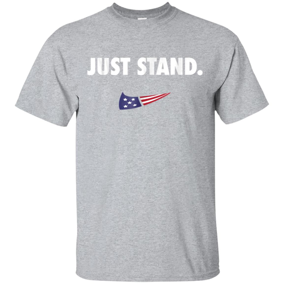 Just Stand T Shirt 99promocode