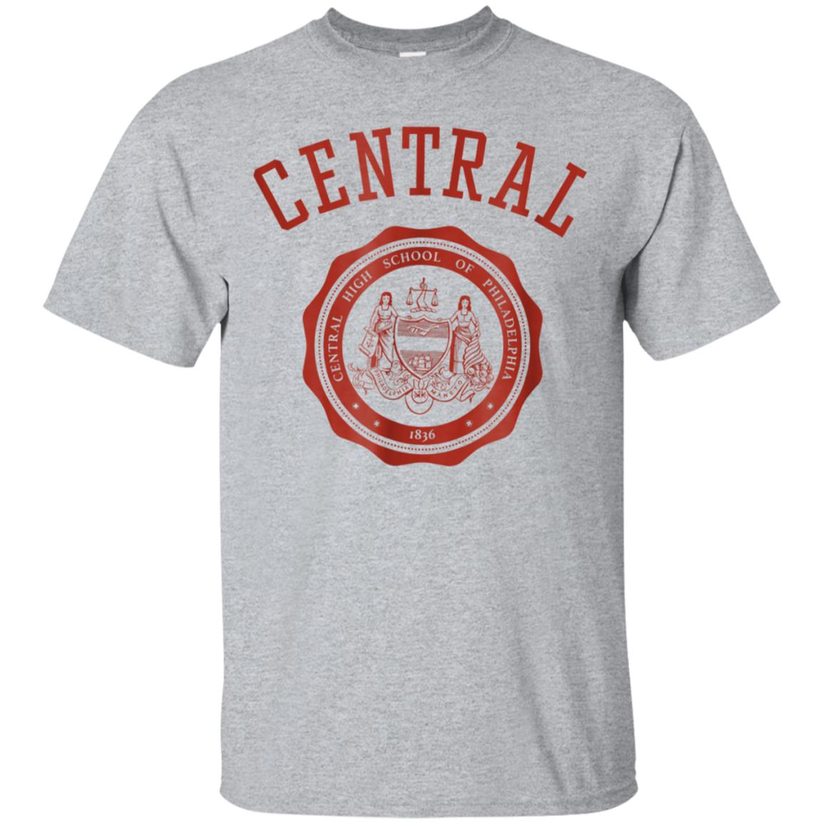 Classic Central High School T-Shirt 99promocode