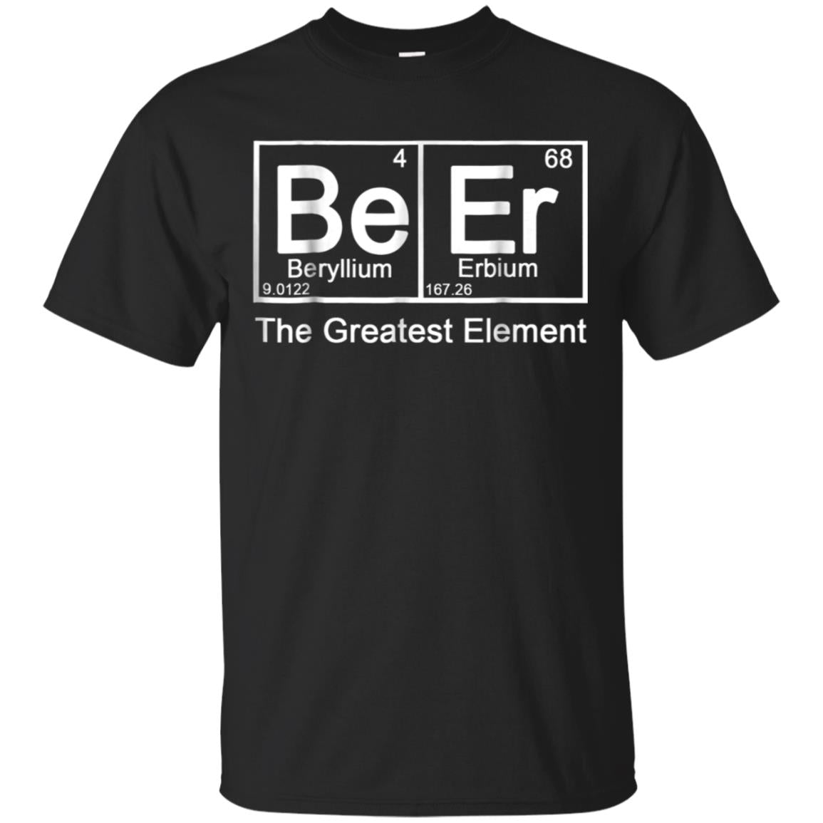 The Element of Beer College Science Periodic Table Drinking 99promocode