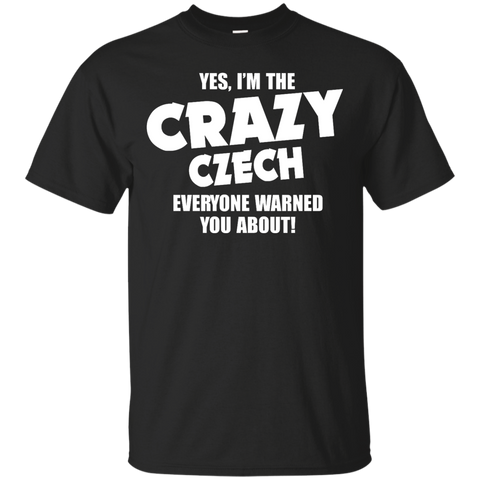 I'm the Crazy czech