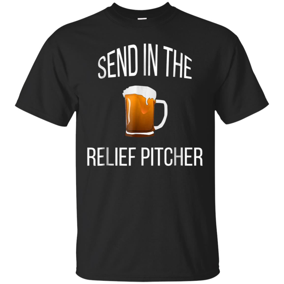 St Patricks Day Shirt Send In The Relief Pitcher T Shirt 99promocode