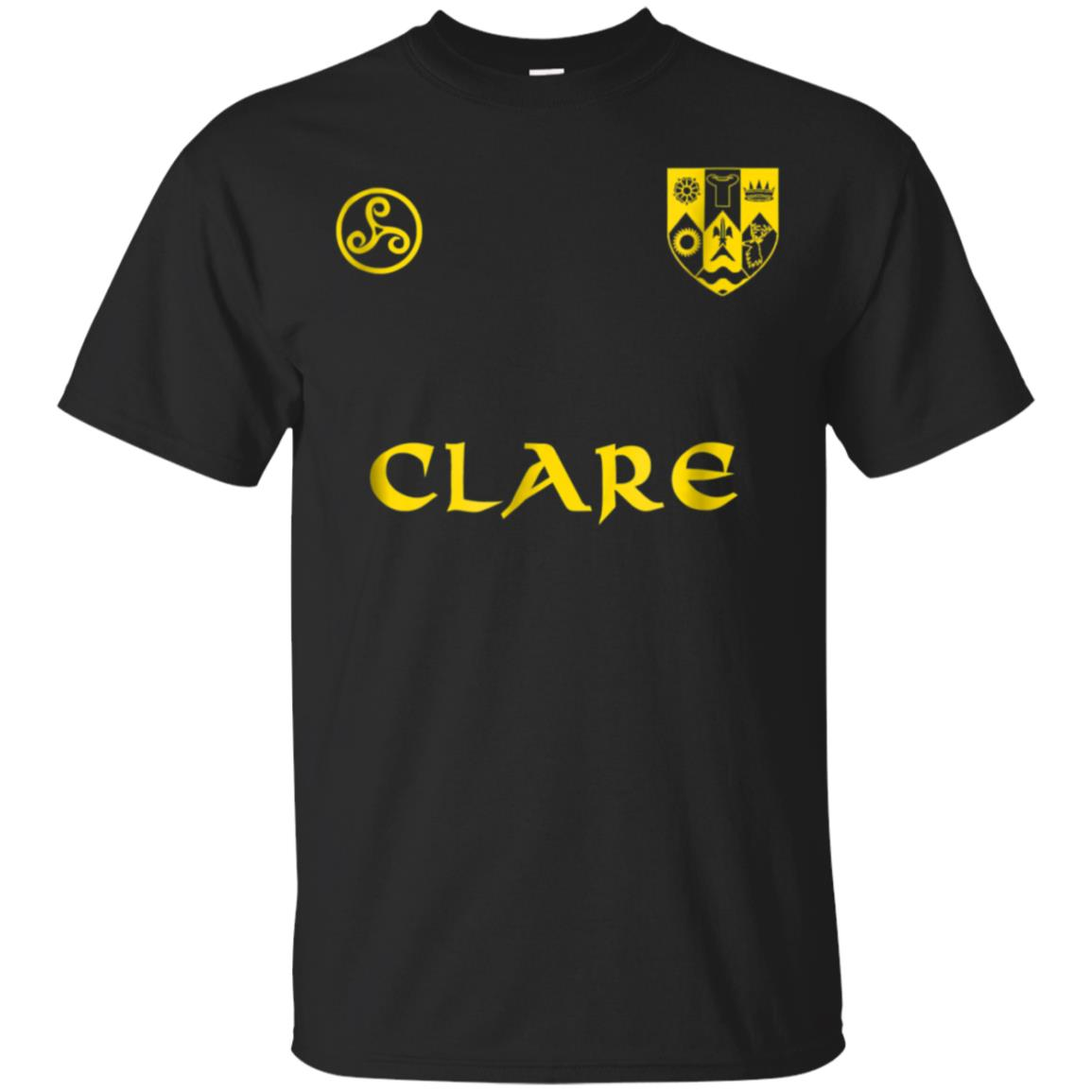 Clare Football & Hurling Jersey 99promocode
