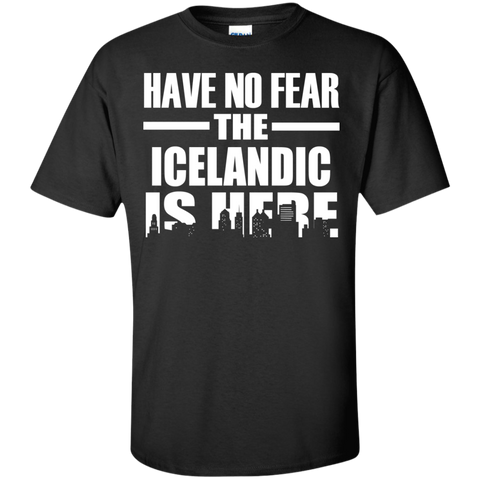 HAVE NO FEAR THE ICELANDIC IS HERE