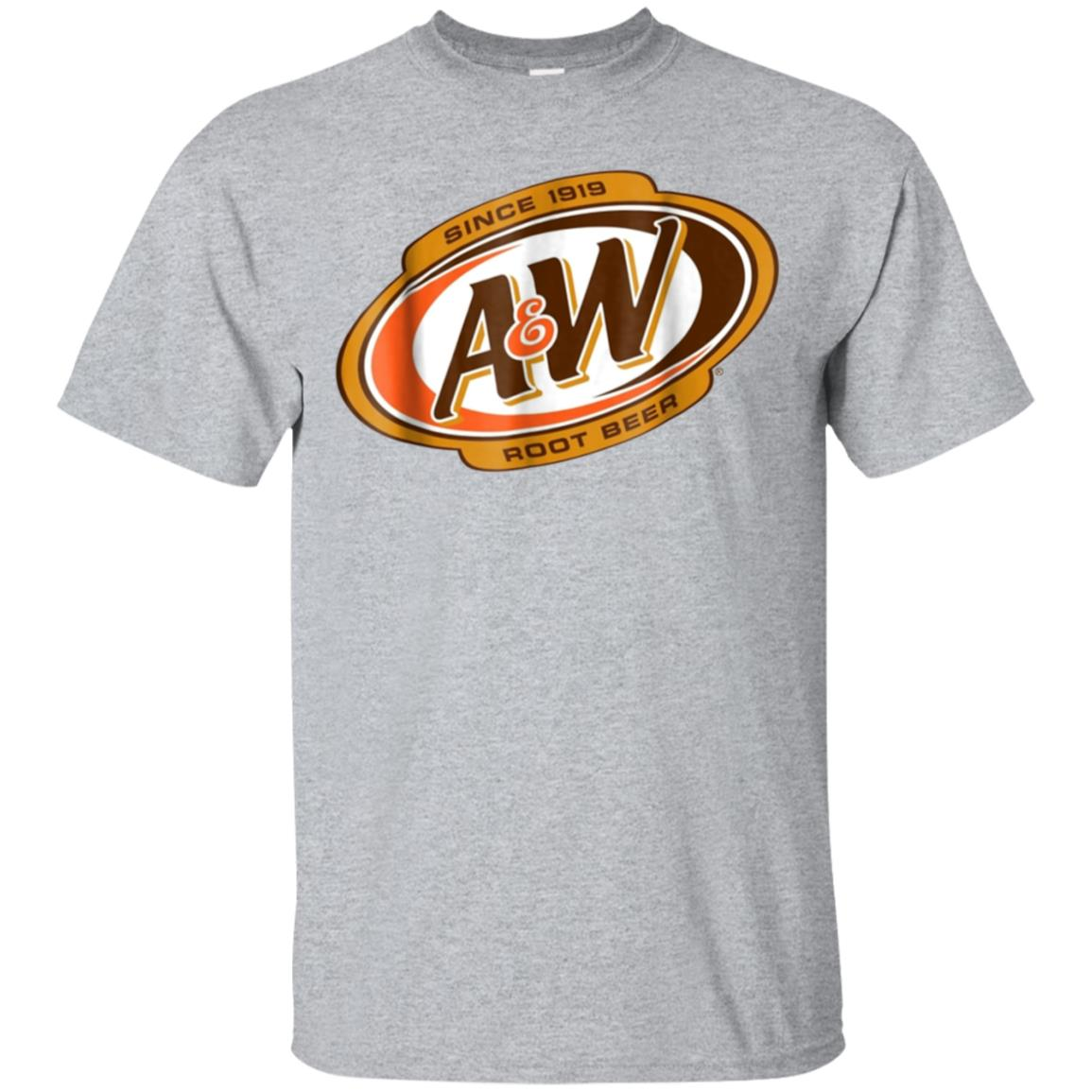 A&W Root Beer - Since 1918 T Shirt 99promocode