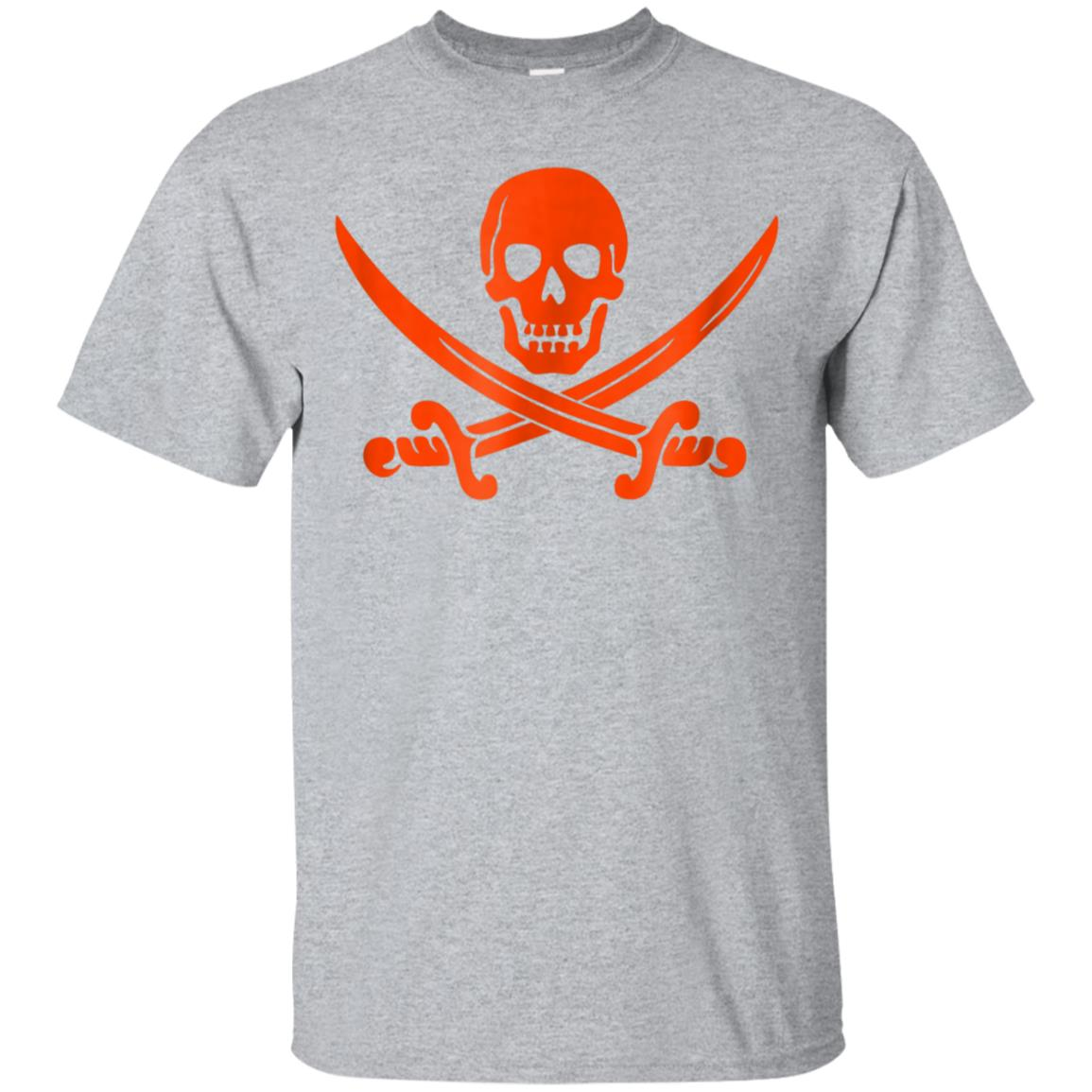 Pirate T-Shirt With Skull & Swords 99promocode
