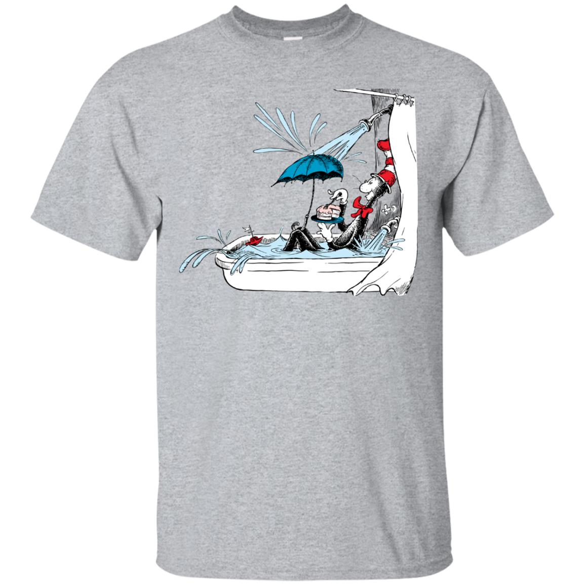 Dr. Seuss Cake in the Tub T-shirt 99promocode