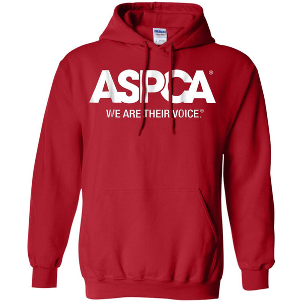 72d2f11431 Awesome aspca we are their voice logo t shirt - 99promocode