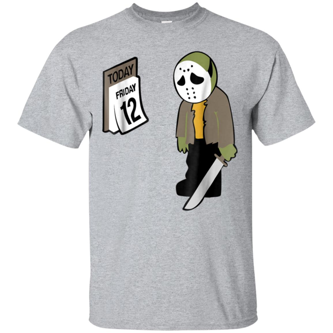 Jason-Voorhees-Friday-The-12th Shirt 99promocode