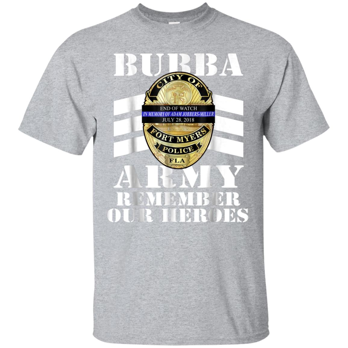 Bubba Army - Remember Our Heroes 99promocode