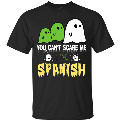 Halloween You can't scare me, i'm SPANISH