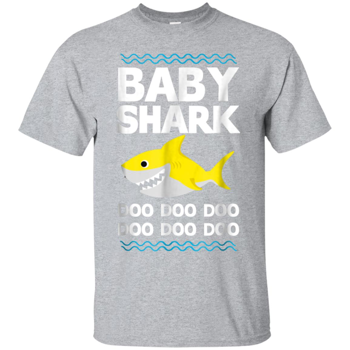 Baby Shark Doo Doo T-Shirt Mommy Daddy Brother Kid Tee 99promocode