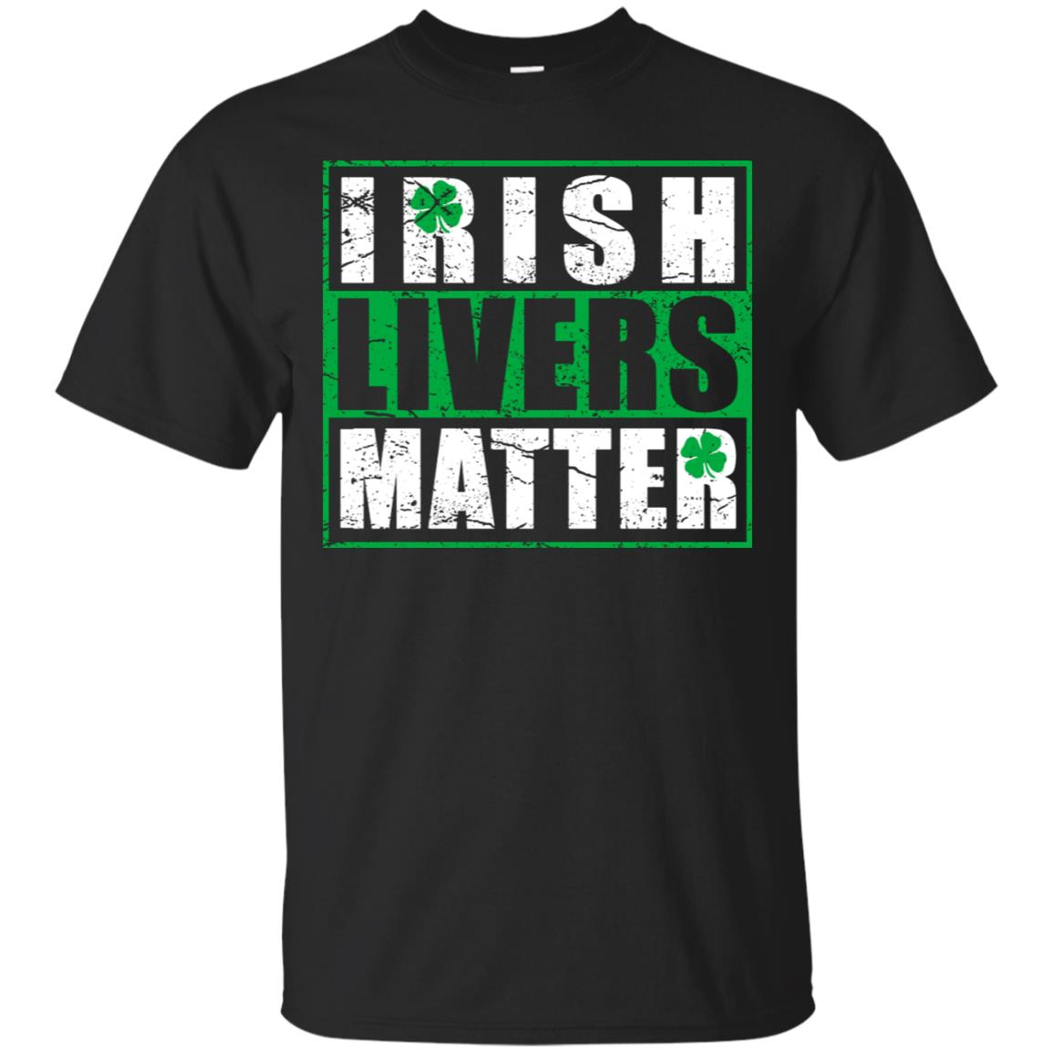 St. Patrick's Day Shirt IRISH LIVERS MATTER SHIRT Funny gift 99promocode