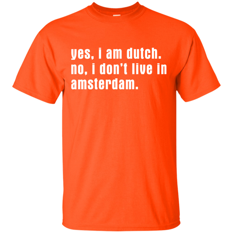 Yes, i am Dutch
