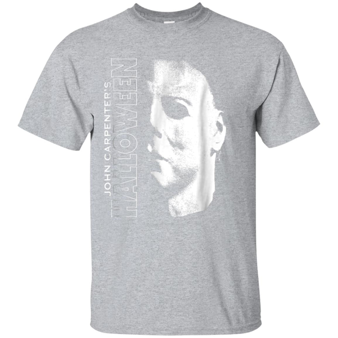 Halloween Michael Myers Large Face 99promocode
