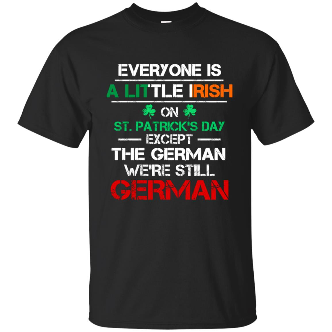 Everyone is little Irish on St Patricks day except German 99promocode