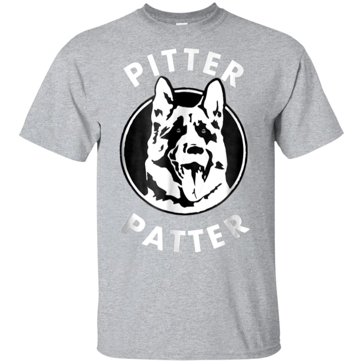 Funny Pitter-Patter Arch logo For Men and Women TShirt 99promocode