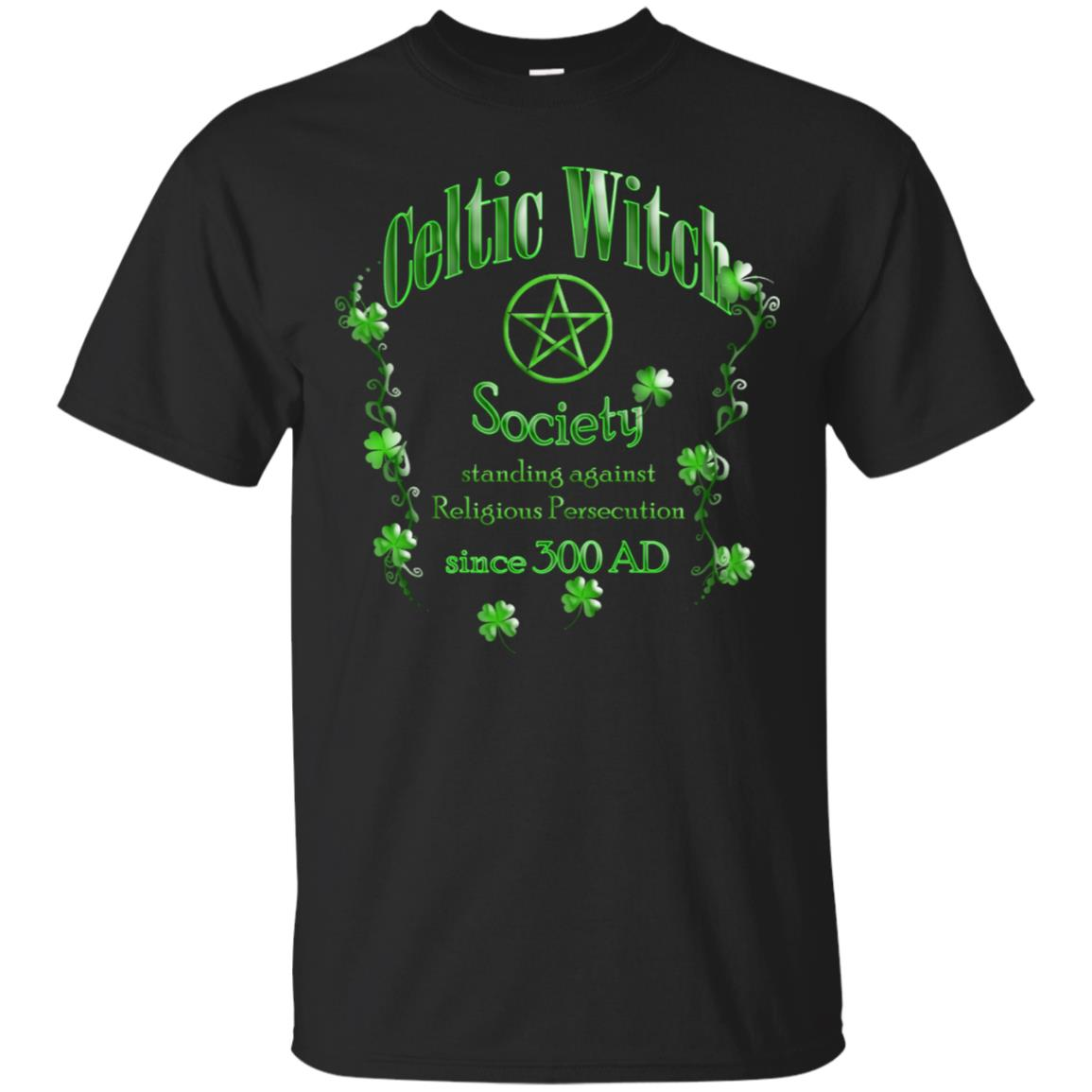 Celtic Witch Tshirt - Wiccan T-shirts and Pagan T-Shirts 99promocode