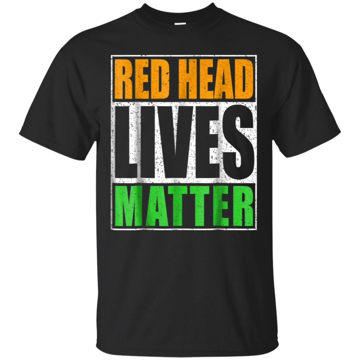 Red Head Lives Matter T-Shirt St. Patrick Day Drinking Gift 99promocode