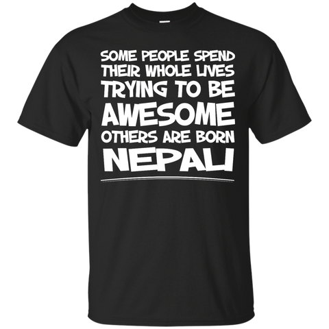 Awesome others are born Nepali