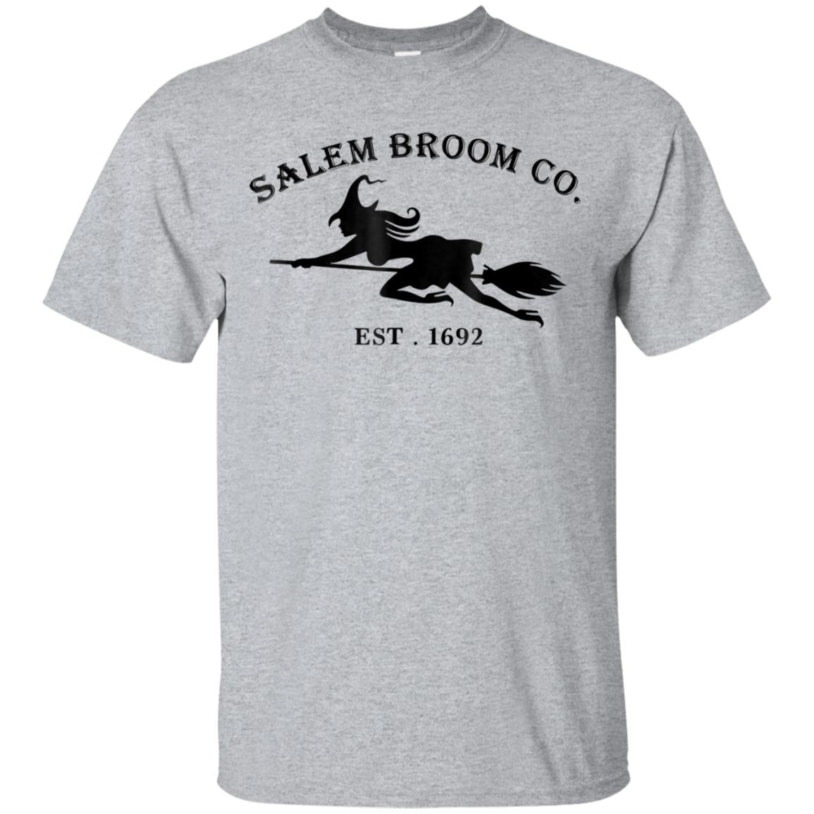 Salem broom co est 1962 T-shirt 99promocode