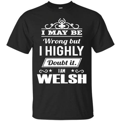 I may be wrong but i highly doubt it i'm Welsh