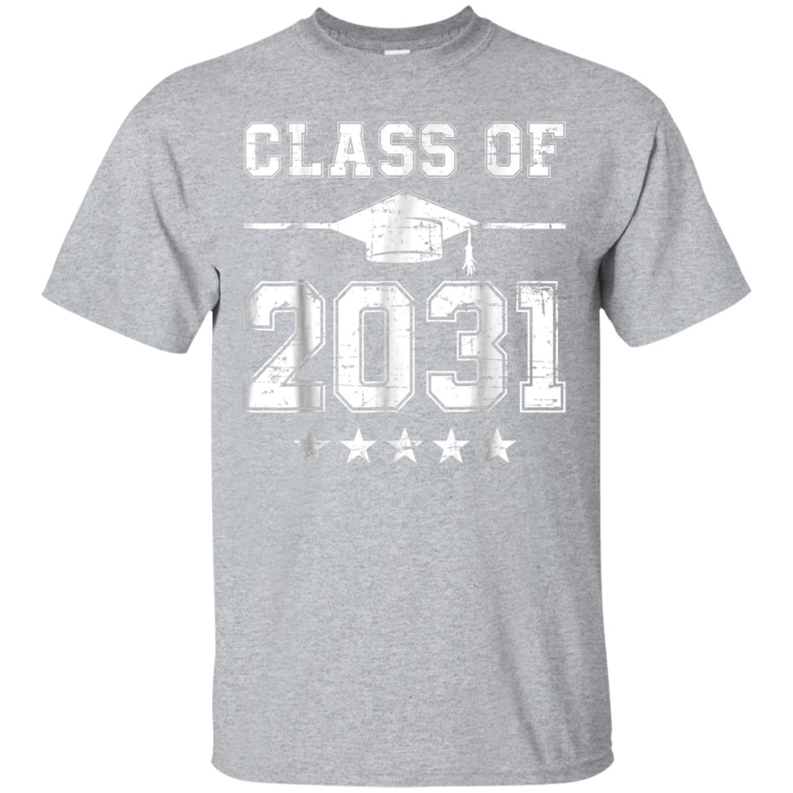 Class of 2031 Grow With Me Shirt 99promocode