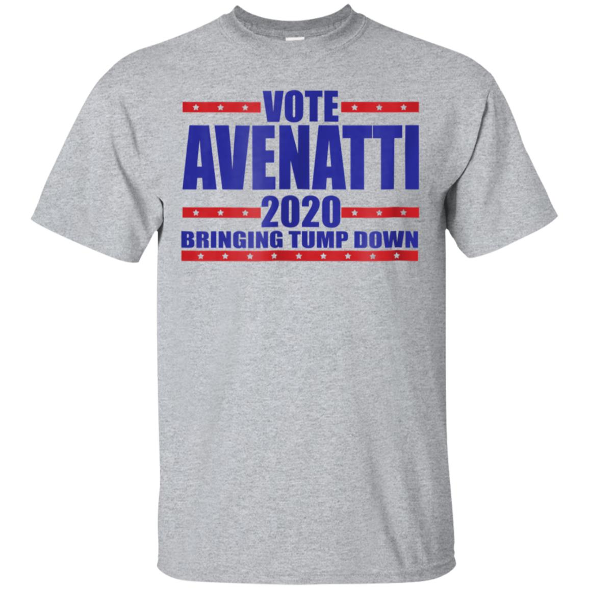 VOTE Avenatti 2020 - Bringing Tump Down SHIRT 99promocode