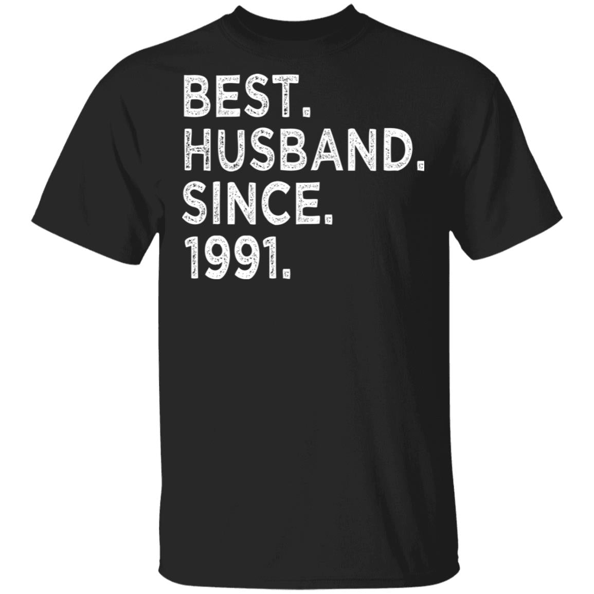Best-husband-since-1991-wedding-anniversary-t-shirt 99promocode