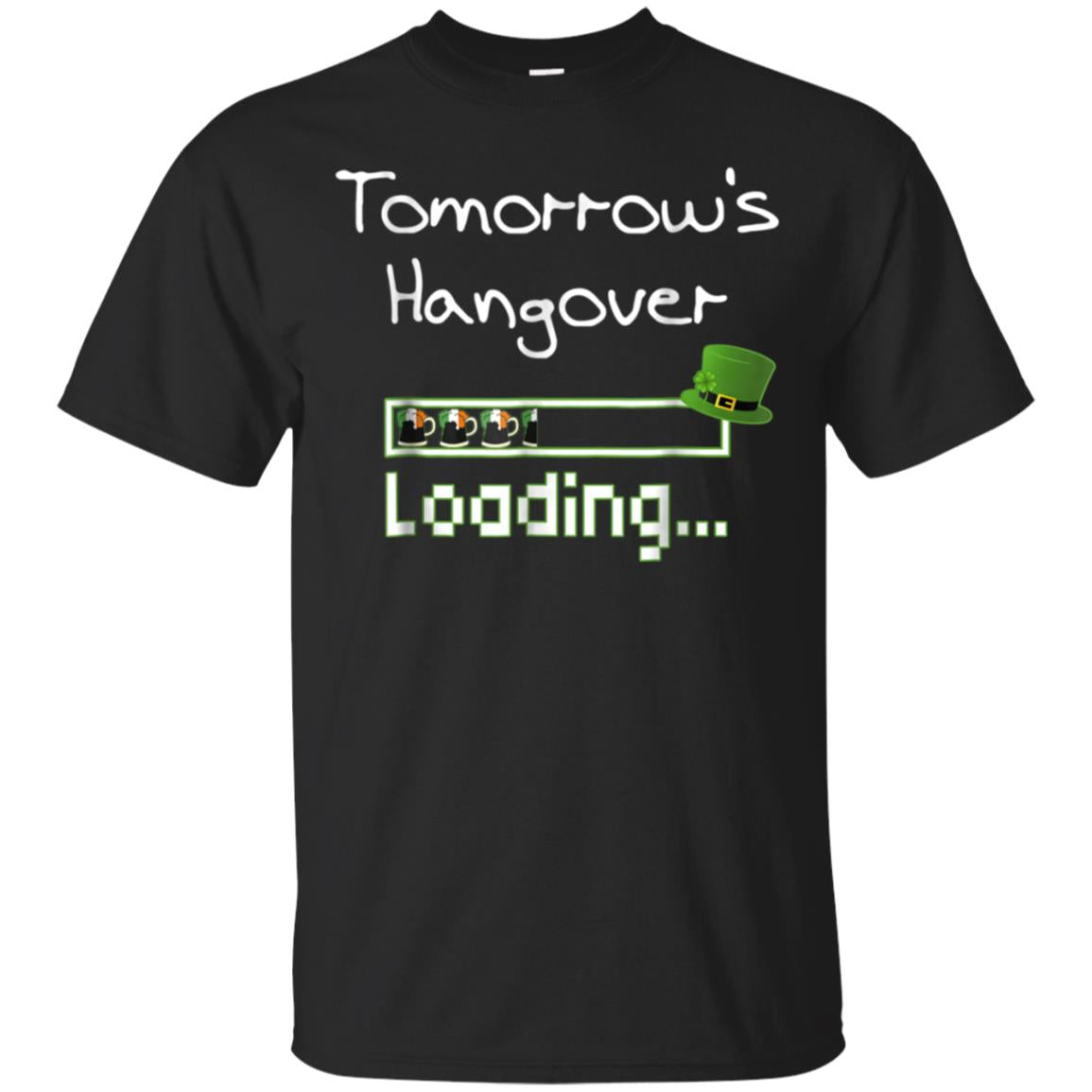 St Patricks Day drinking beer shirt for womens men Hangover 99promocode