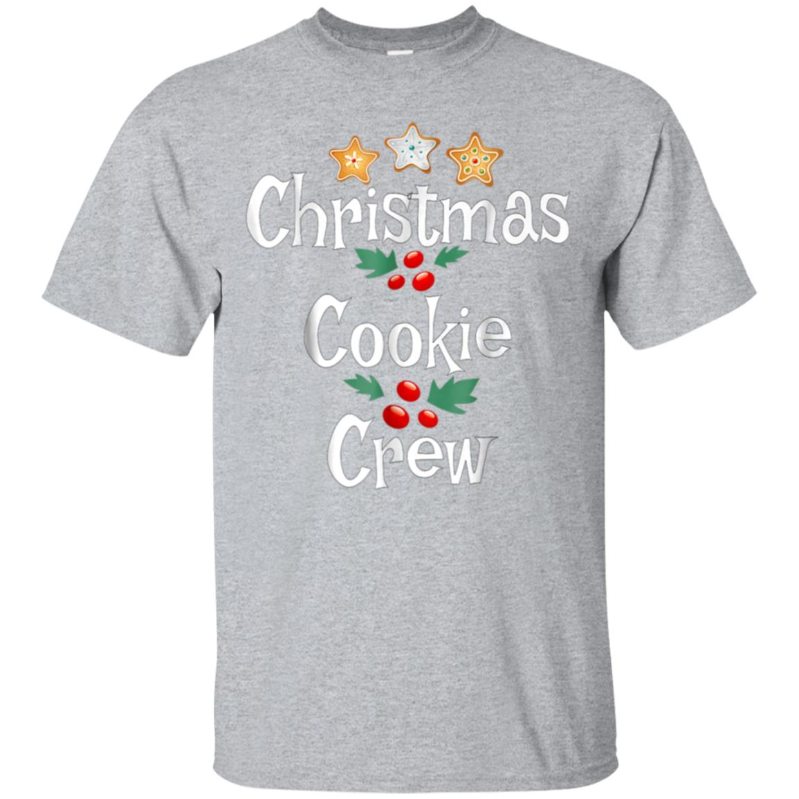 Christmas Baking Team Shirt Cookie Crew Bakers Gift Tee 99promocode