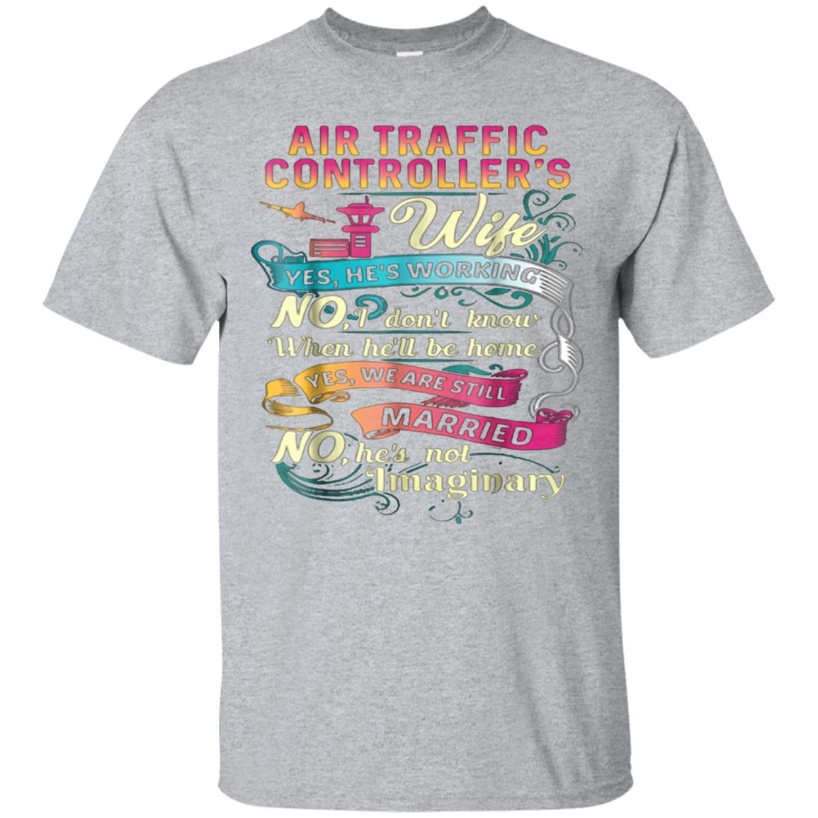 Best Halloween Gift Air Traffic Control Airport ATC T-Shirts 99promocode