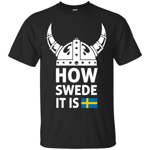 HOW SWEDE IT IS
