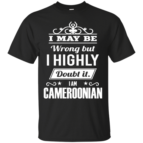 I may be wrong but i highly doubt it i'm Cameroonian