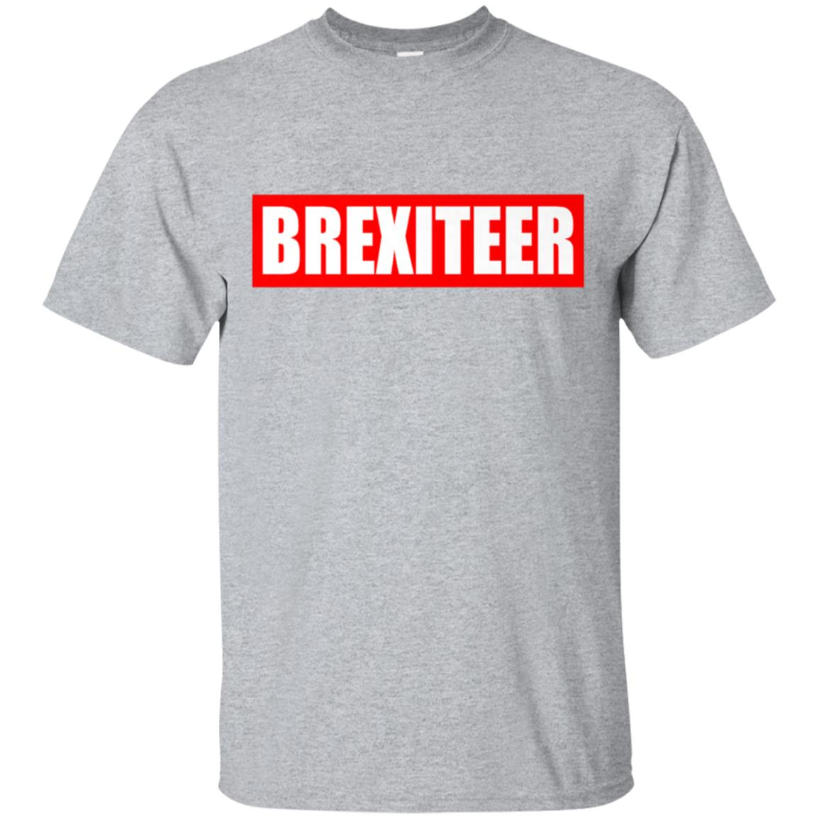 Brexiteer Brexit Leave EU European Union Supporters T-Shirt 99promocode