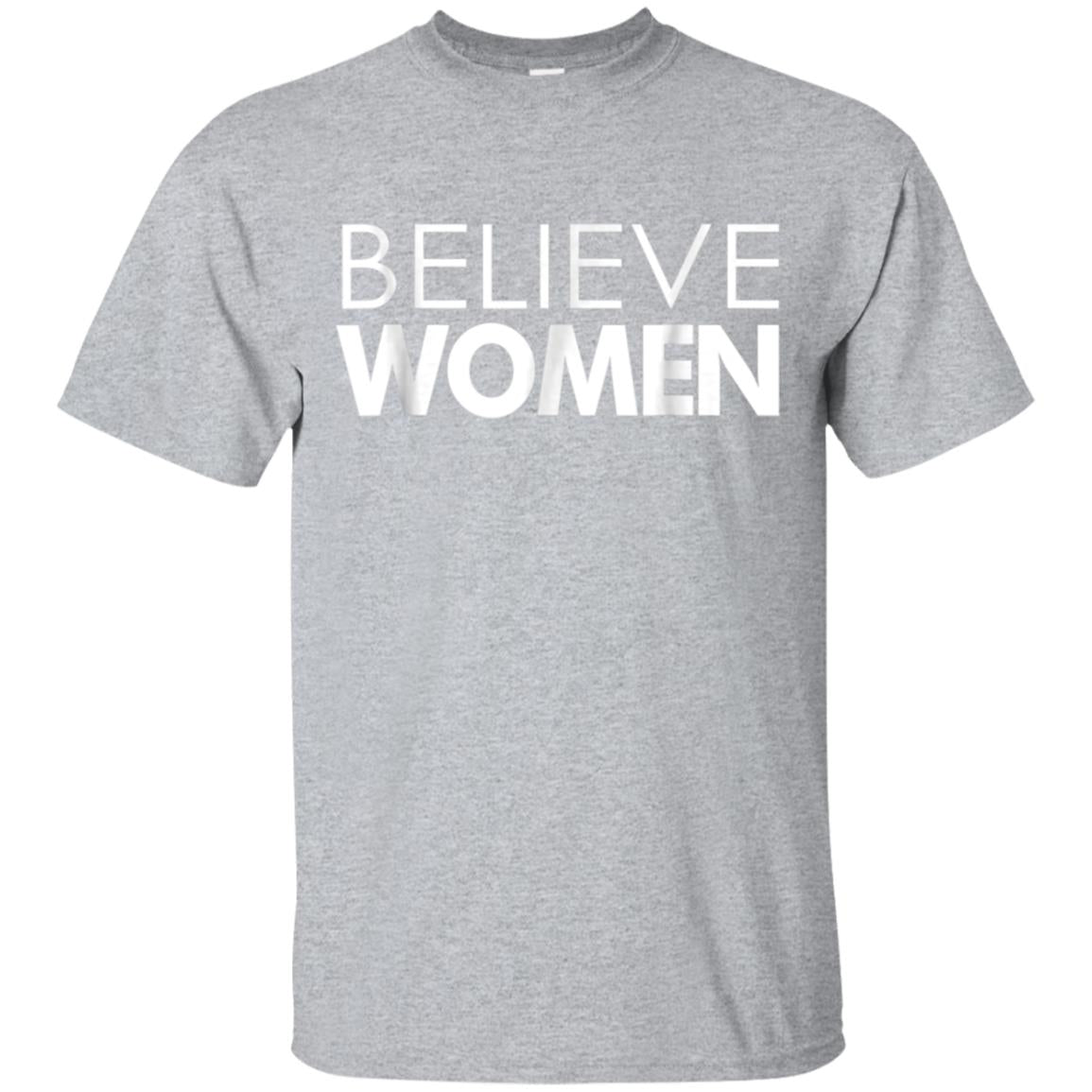 Believe Women T Shirt for Women Vintage Shirt 99promocode