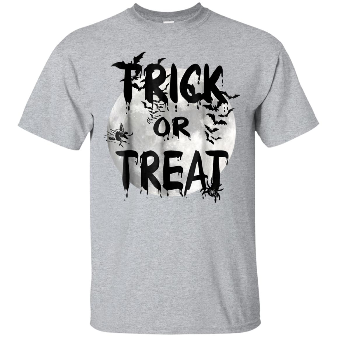 Trick or Treat Funny T-shirt Halloween Gift, Witch 99promocode