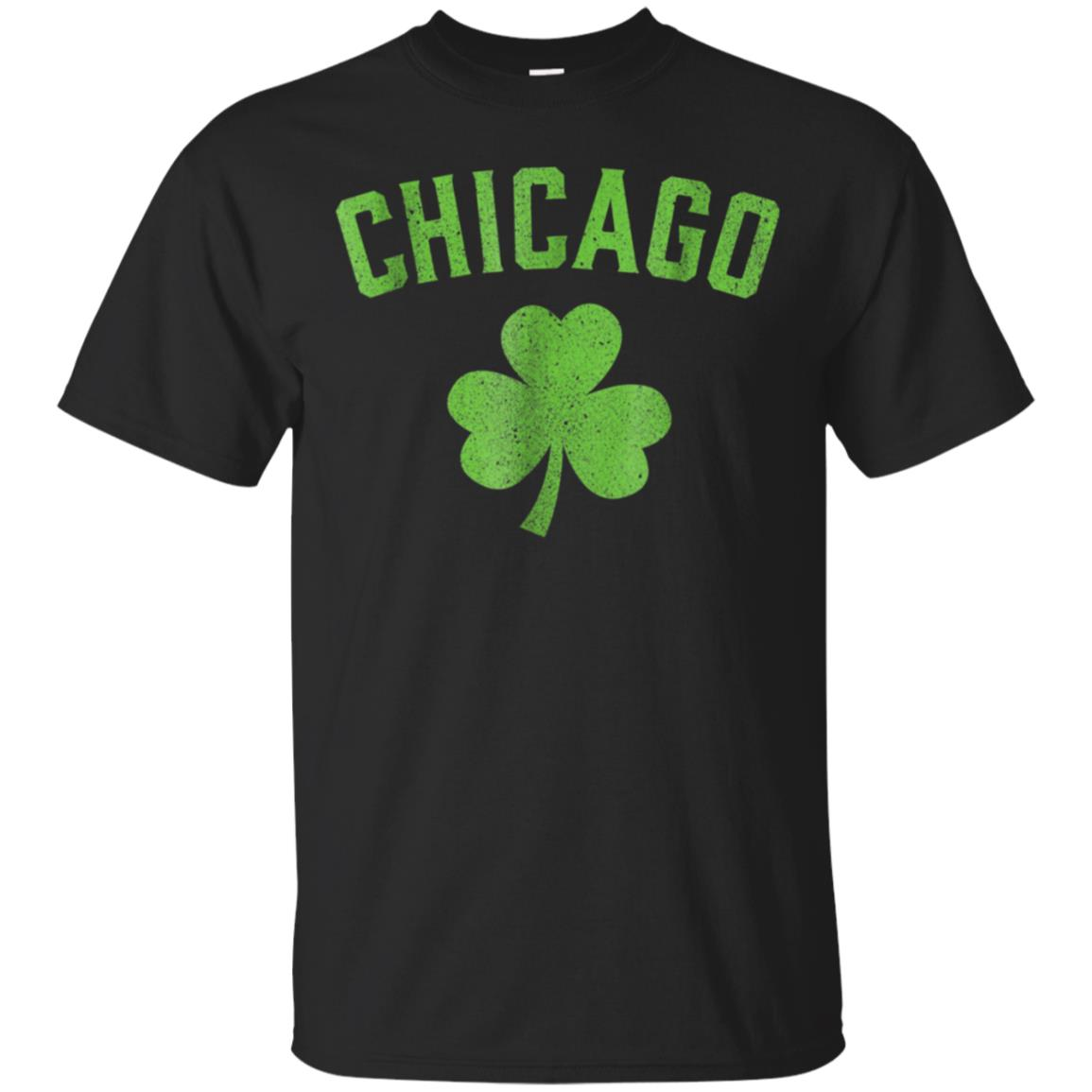 Chicago, St Patrick's day tshirt - Patty's day shamrock tee 99promocode