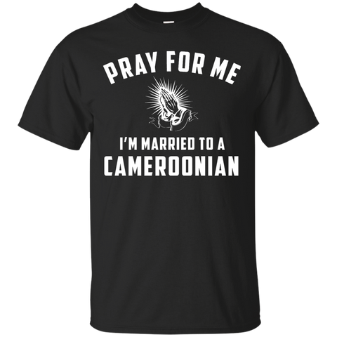 Pray for me i'm married to a Cameroonian