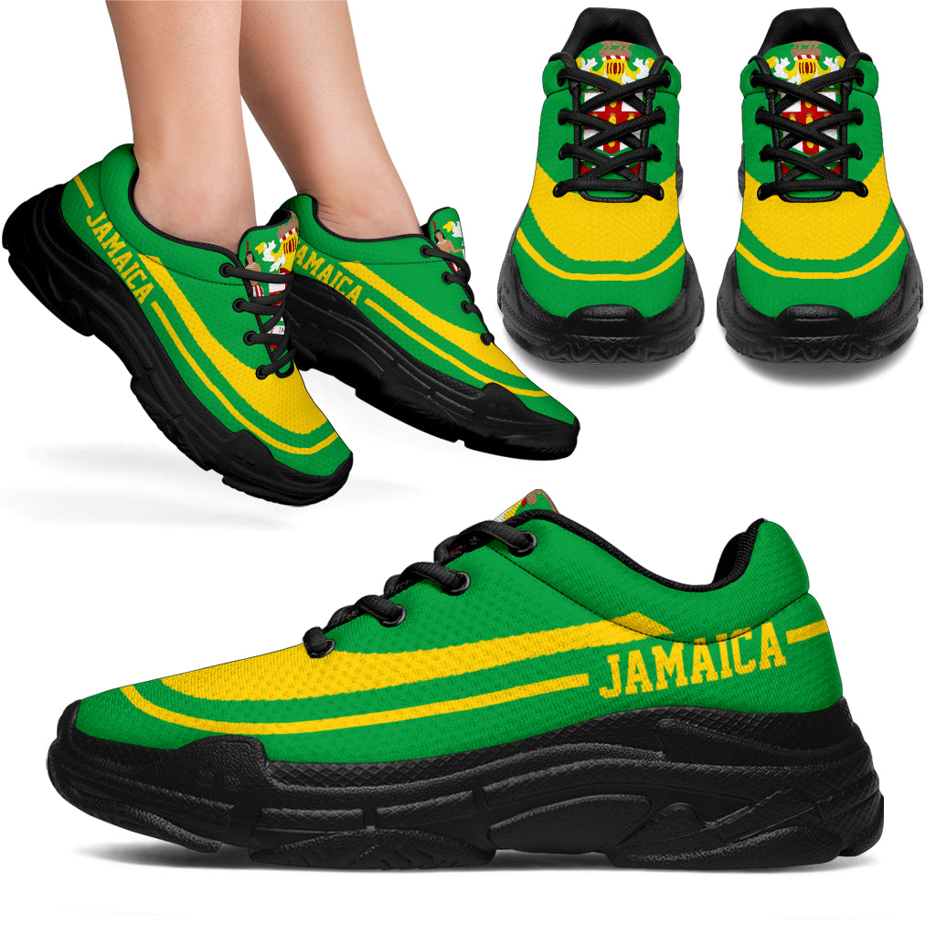 Jamaica Chunky Sneakers 99promocode